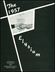Page 5, 1957 Edition, Blissfield High School - Elysium Yearbook (Blissfield, MI) online yearbook collection