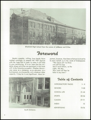 Page 6, 1957 Edition, Blissfield High School - Elysium Yearbook (Blissfield, MI) online yearbook collection