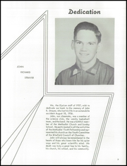 Page 7, 1957 Edition, Blissfield High School - Elysium Yearbook (Blissfield, MI) online yearbook collection