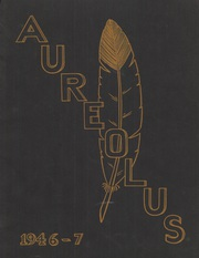 Quincy High School - Oriole Yearbook (Quincy, MI) online yearbook collection, 1947 Edition, Page 1