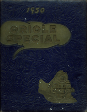 Quincy High School - Oriole Yearbook (Quincy, MI) online yearbook collection, 1950 Edition, Page 1