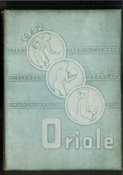 1952 Edition, Quincy High School - Oriole Yearbook (Quincy, MI)