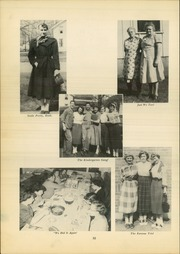 Page 56, 1952 Edition, Quincy High School - Oriole Yearbook (Quincy, MI) online yearbook collection