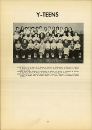 Page 58, 1952 Edition, Quincy High School - Oriole Yearbook (Quincy, MI) online yearbook collection