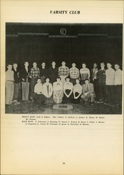 Page 60, 1952 Edition, Quincy High School - Oriole Yearbook (Quincy, MI) online yearbook collection
