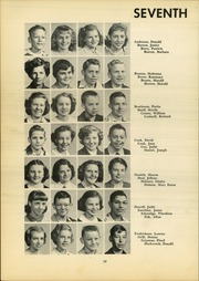 Page 62, 1952 Edition, Quincy High School - Oriole Yearbook (Quincy, MI) online yearbook collection