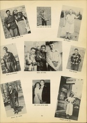 Page 65, 1952 Edition, Quincy High School - Oriole Yearbook (Quincy, MI) online yearbook collection