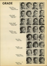 Page 67, 1952 Edition, Quincy High School - Oriole Yearbook (Quincy, MI) online yearbook collection