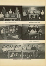 Page 69, 1952 Edition, Quincy High School - Oriole Yearbook (Quincy, MI) online yearbook collection