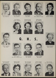 Page 12, 1953 Edition, Quincy High School - Oriole Yearbook (Quincy, MI) online yearbook collection