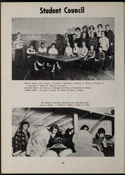 Page 14, 1953 Edition, Quincy High School - Oriole Yearbook (Quincy, MI) online yearbook collection