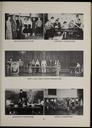 Page 15, 1953 Edition, Quincy High School - Oriole Yearbook (Quincy, MI) online yearbook collection