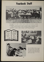 Page 16, 1953 Edition, Quincy High School - Oriole Yearbook (Quincy, MI) online yearbook collection