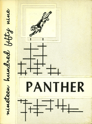 1959 Edition, Addison High School - Panther Yearbook (Addison, MI)
