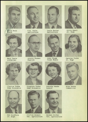 Page 11, 1952 Edition, Sandusky High School - Echo Yearbook (Sandusky, MI) online yearbook collection