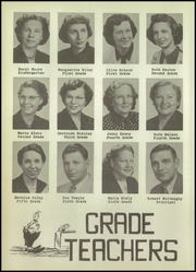 Page 12, 1952 Edition, Sandusky High School - Echo Yearbook (Sandusky, MI) online yearbook collection