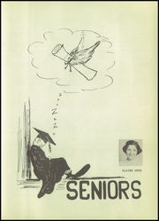 Page 13, 1952 Edition, Sandusky High School - Echo Yearbook (Sandusky, MI) online yearbook collection