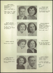 Page 14, 1952 Edition, Sandusky High School - Echo Yearbook (Sandusky, MI) online yearbook collection