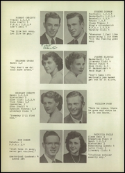 Page 16, 1952 Edition, Sandusky High School - Echo Yearbook (Sandusky, MI) online yearbook collection