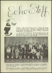 Page 8, 1952 Edition, Sandusky High School - Echo Yearbook (Sandusky, MI) online yearbook collection