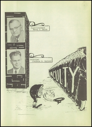 Page 9, 1952 Edition, Sandusky High School - Echo Yearbook (Sandusky, MI) online yearbook collection