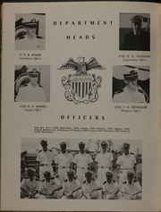 Page 12, 1966 Edition, Van Voorhis (DE 1028) - Naval Cruise Book online yearbook collection