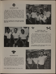 Page 15, 1966 Edition, Van Voorhis (DE 1028) - Naval Cruise Book online yearbook collection