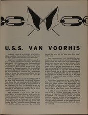 Page 7, 1966 Edition, Van Voorhis (DE 1028) - Naval Cruise Book online yearbook collection
