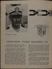 Page 8, 1966 Edition, Van Voorhis (DE 1028) - Naval Cruise Book online yearbook collection