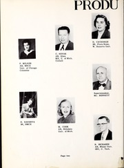 Page 6, 1953 Edition, Charlevoix High School - Rayder Yearbook (Charlevoix, MI) online yearbook collection
