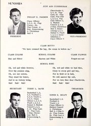 Page 10, 1957 Edition, Charlevoix High School - Rayder Yearbook (Charlevoix, MI) online yearbook collection