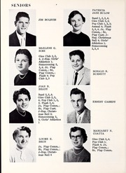 Page 12, 1957 Edition, Charlevoix High School - Rayder Yearbook (Charlevoix, MI) online yearbook collection