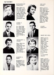 Page 14, 1957 Edition, Charlevoix High School - Rayder Yearbook (Charlevoix, MI) online yearbook collection