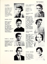 Page 15, 1957 Edition, Charlevoix High School - Rayder Yearbook (Charlevoix, MI) online yearbook collection