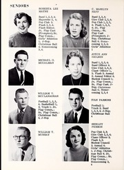 Page 16, 1957 Edition, Charlevoix High School - Rayder Yearbook (Charlevoix, MI) online yearbook collection