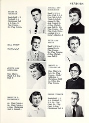 Page 17, 1957 Edition, Charlevoix High School - Rayder Yearbook (Charlevoix, MI) online yearbook collection