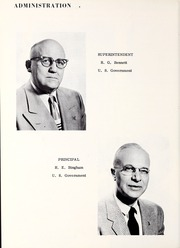 Page 6, 1957 Edition, Charlevoix High School - Rayder Yearbook (Charlevoix, MI) online yearbook collection