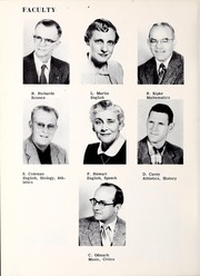 Page 8, 1957 Edition, Charlevoix High School - Rayder Yearbook (Charlevoix, MI) online yearbook collection