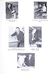 Page 11, 1965 Edition, Charlevoix High School - Rayder Yearbook (Charlevoix, MI) online yearbook collection