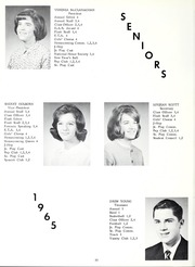 Page 14, 1965 Edition, Charlevoix High School - Rayder Yearbook (Charlevoix, MI) online yearbook collection