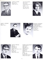 Page 15, 1965 Edition, Charlevoix High School - Rayder Yearbook (Charlevoix, MI) online yearbook collection