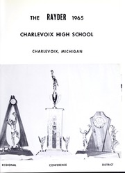 Page 5, 1965 Edition, Charlevoix High School - Rayder Yearbook (Charlevoix, MI) online yearbook collection
