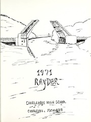 Page 5, 1971 Edition, Charlevoix High School - Rayder Yearbook (Charlevoix, MI) online yearbook collection