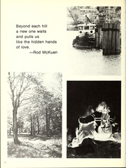 Page 10, 1975 Edition, Charlevoix High School - Rayder Yearbook (Charlevoix, MI) online yearbook collection