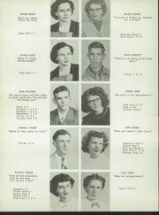 Page 14, 1950 Edition, Shepherd High School - Au Revoir Yearbook (Shepherd, MI) online yearbook collection
