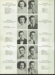 Page 16, 1950 Edition, Shepherd High School - Au Revoir Yearbook (Shepherd, MI) online yearbook collection