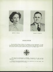 Page 6, 1950 Edition, Shepherd High School - Au Revoir Yearbook (Shepherd, MI) online yearbook collection