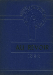 1956 Edition, Shepherd High School - Au Revoir Yearbook (Shepherd, MI)