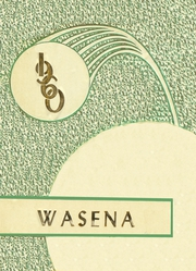 1960 Edition, Watervliet High School - Wasena Yearbook (Watervliet, MI)
