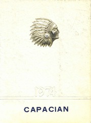 1974 Edition, Capac High School - Capacian Yearbook (Capac, MI)
